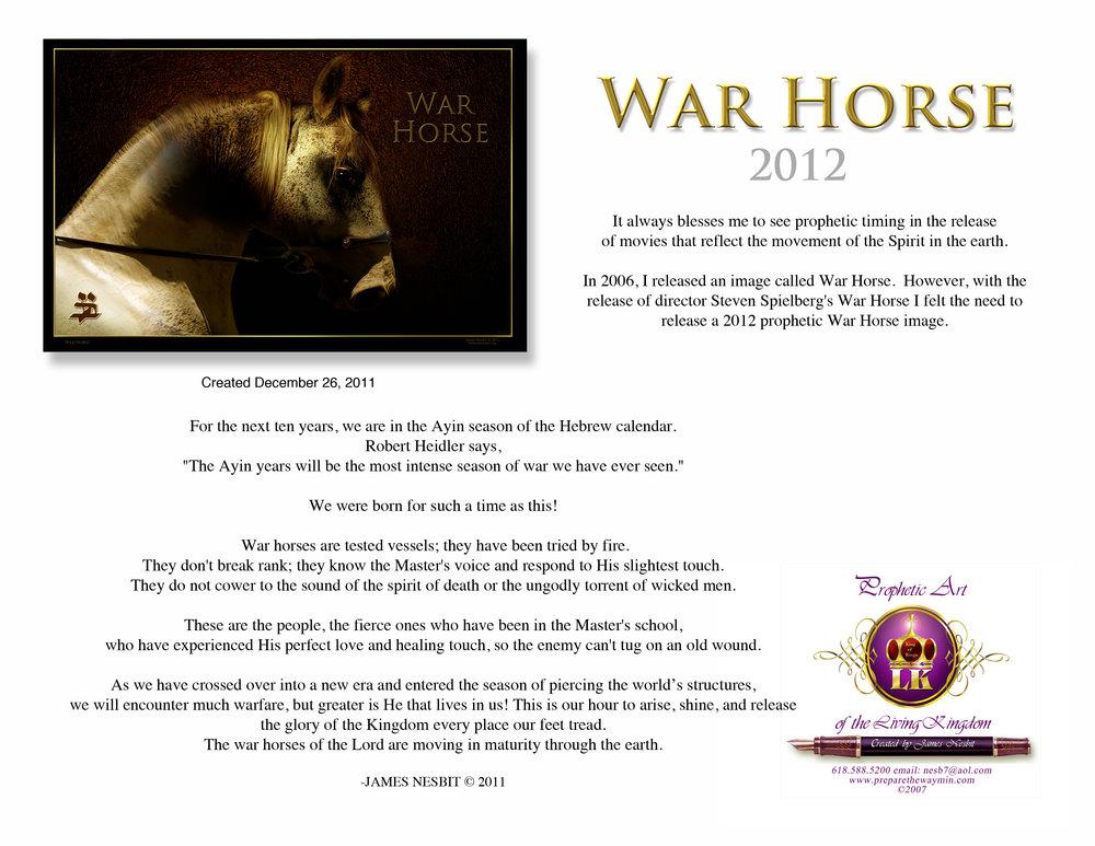 War Horse 2012 Description.jpg
