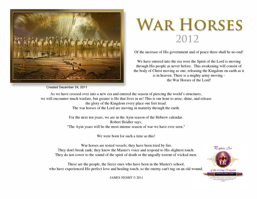 War Horses 2012 Description.jpg