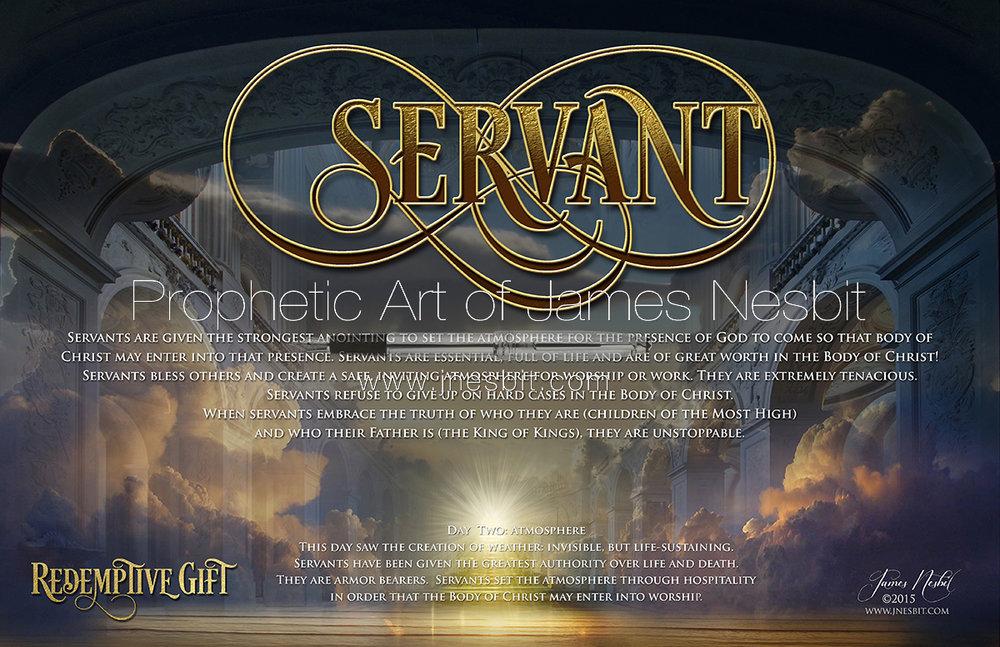 redemptive gift of prophet