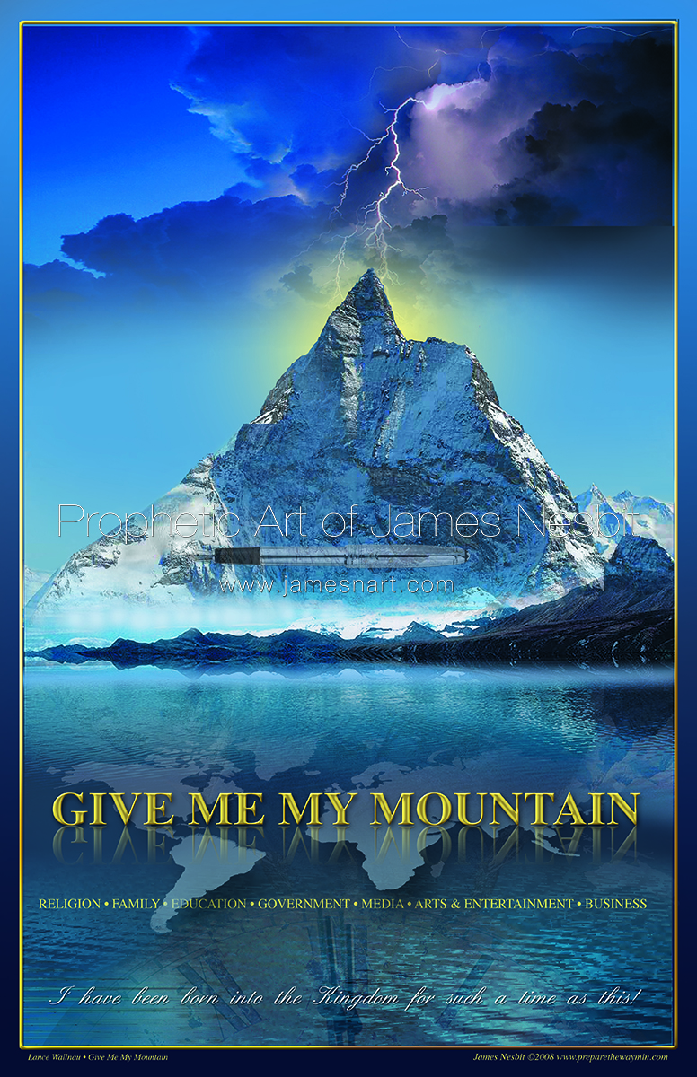 Give Me My Mountain (2008)