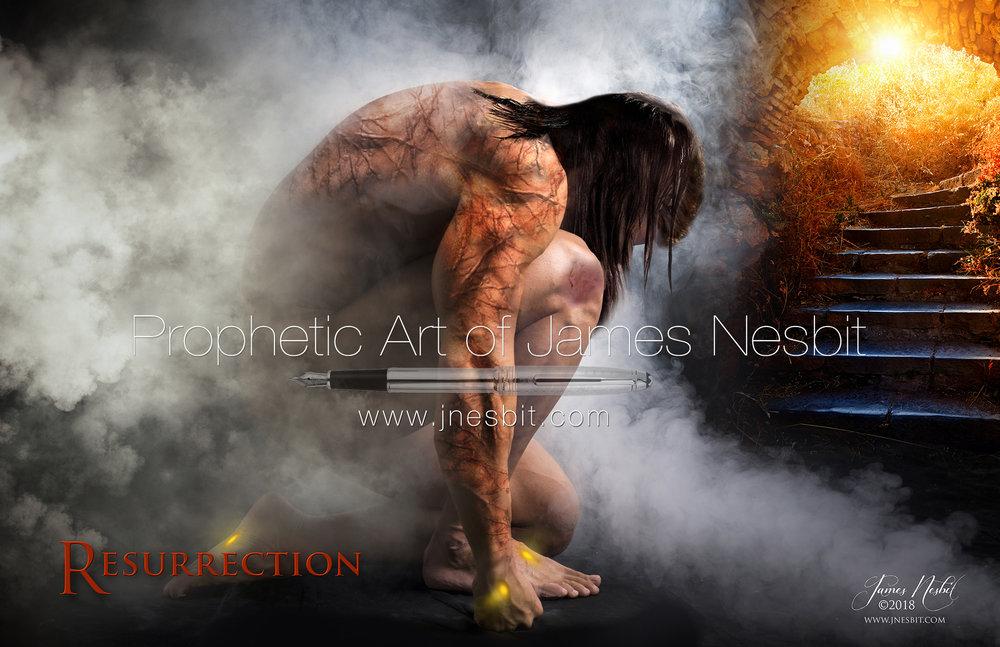 new releases  u2014 prophetic art of james nesbit