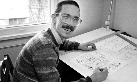 Former cartoonist  Bill Watterson