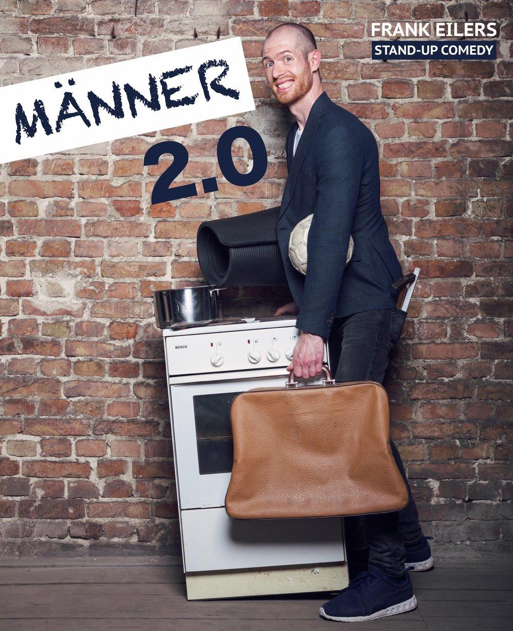 Das neue SoloprogrammMÄNNER 2.0 -