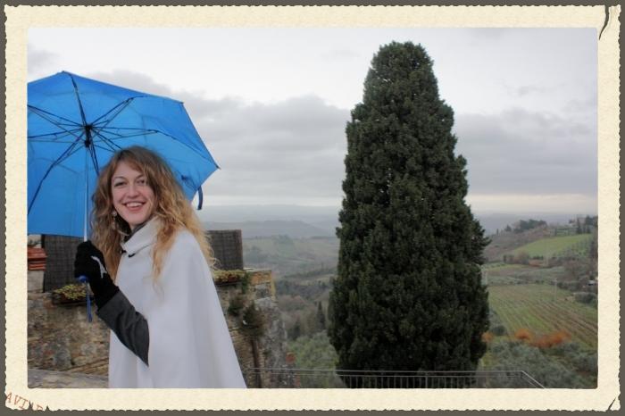 San Gimignano, Tuscany, Italy, 2014.