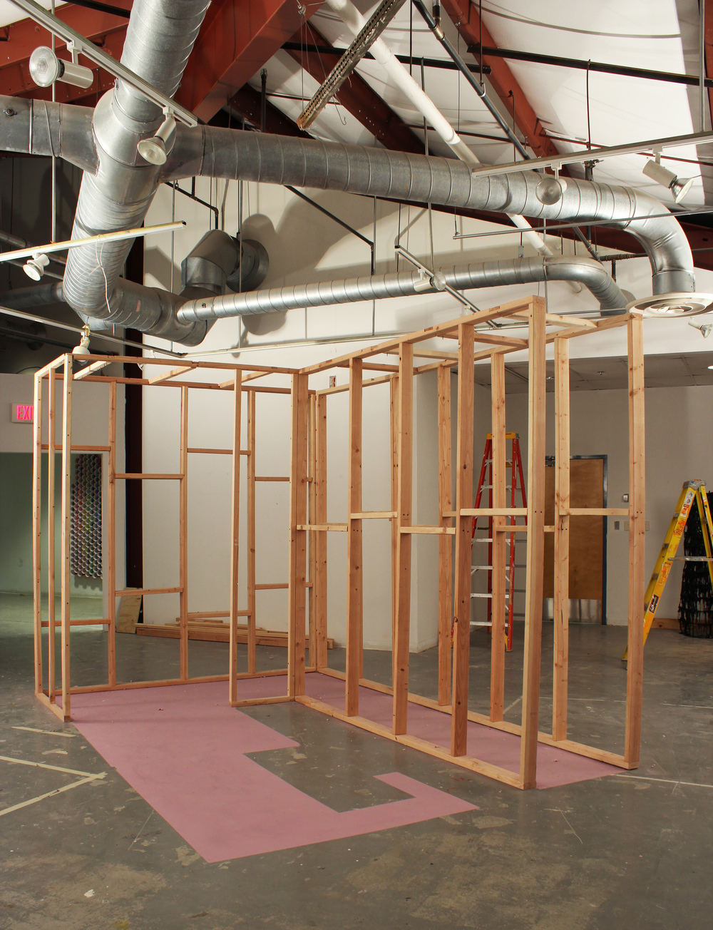 pink lab,  2012