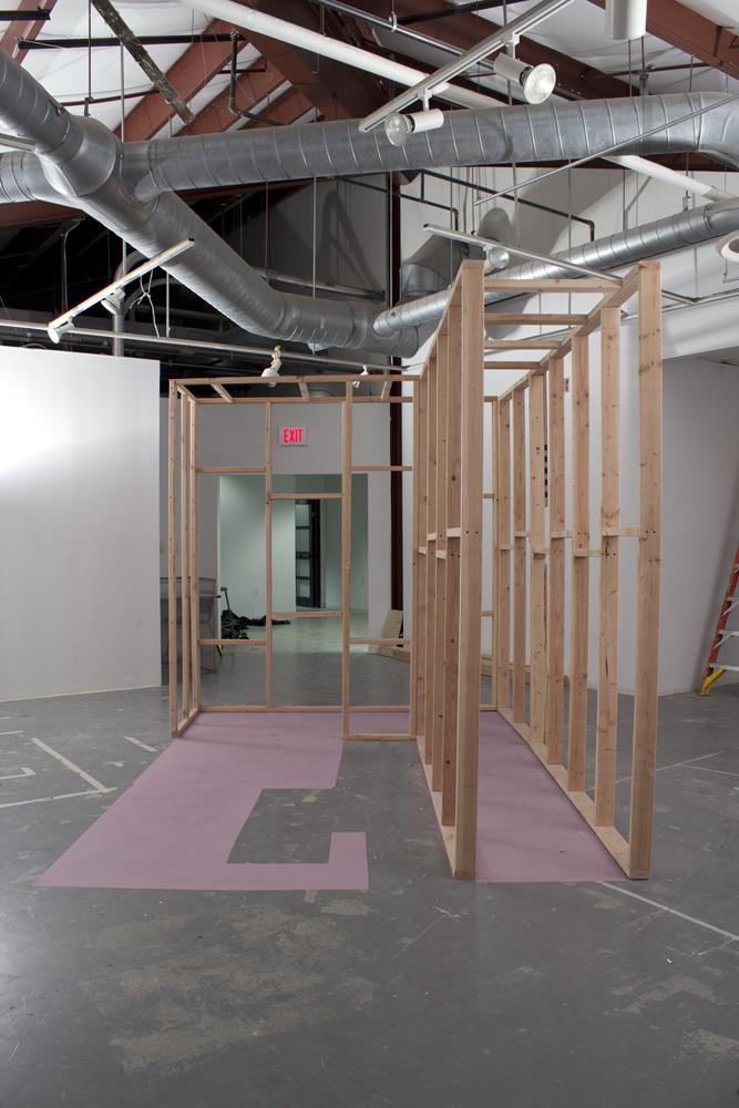pink lab , 2012