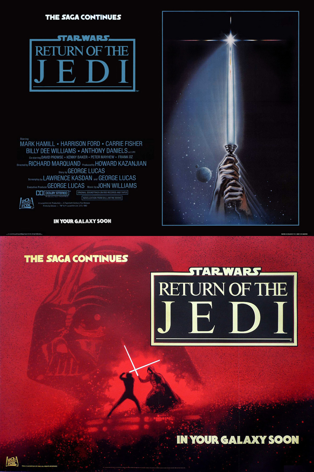 return of the jedi ost download