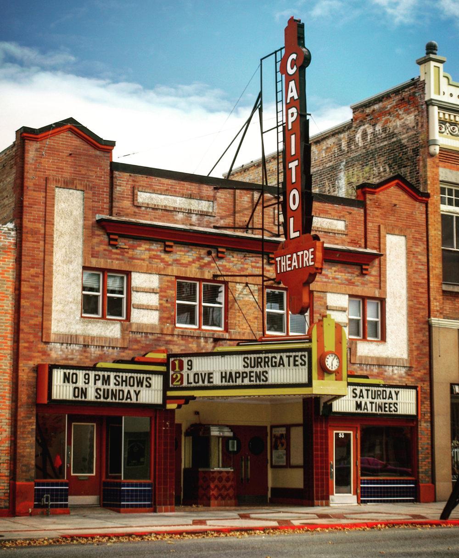 Capitol Theatre // Brigham City