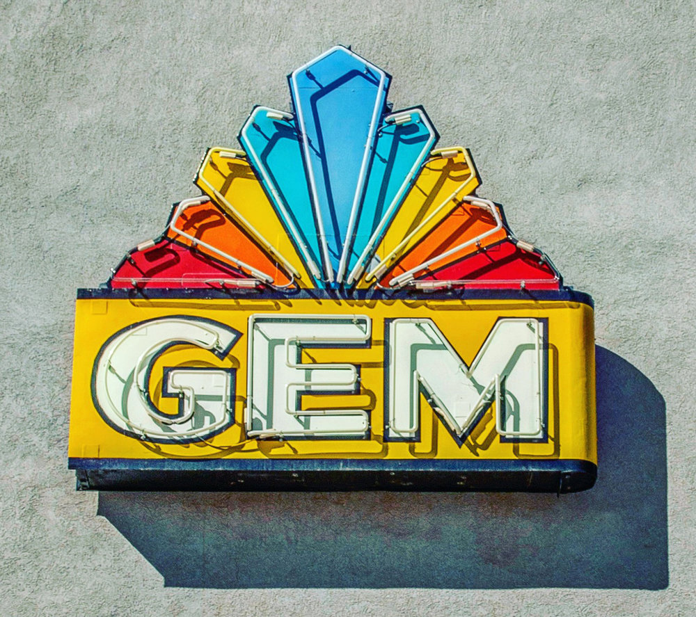 Gem Theatre // Panguitch