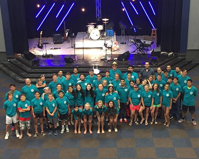 Over the last 2 days our students were able to gather with students from 5 other churches to worship, serve & have fun together!