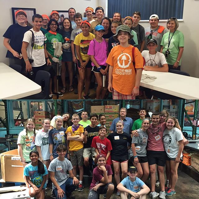 Our Middle school students were able to serve the community of Corpus Christi today by painting, sorting food, books & clothes and many other things. God is just beginning to work through these students!