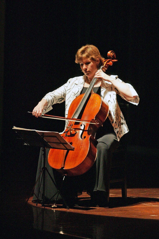 Patricia NEELS (violoncelle)