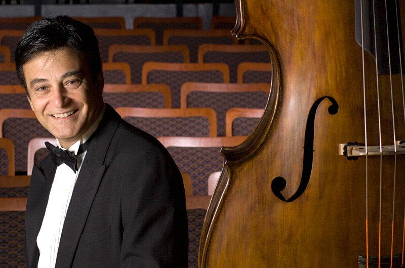 Milton MASCIADRI (contrebasse)
