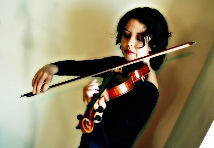 Masha LANKOVSKY (violon)