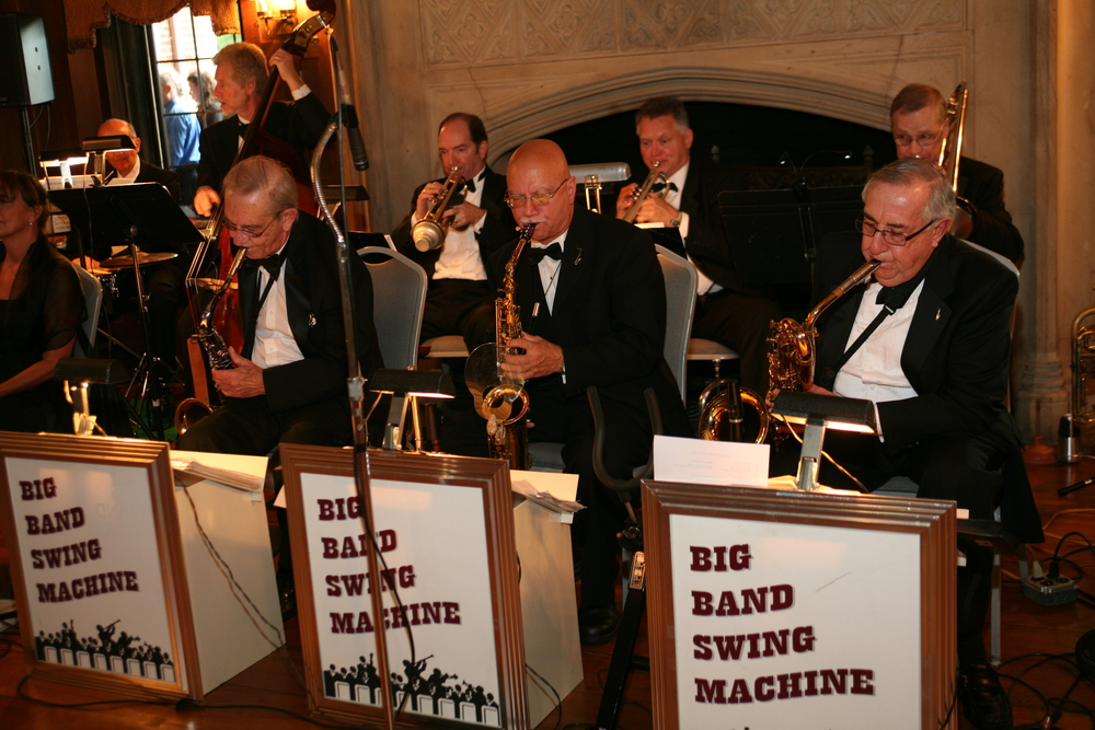 swing machine band