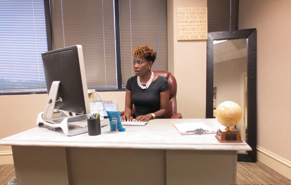 Attorney Connie Murray at Off the Mark IP Solutions