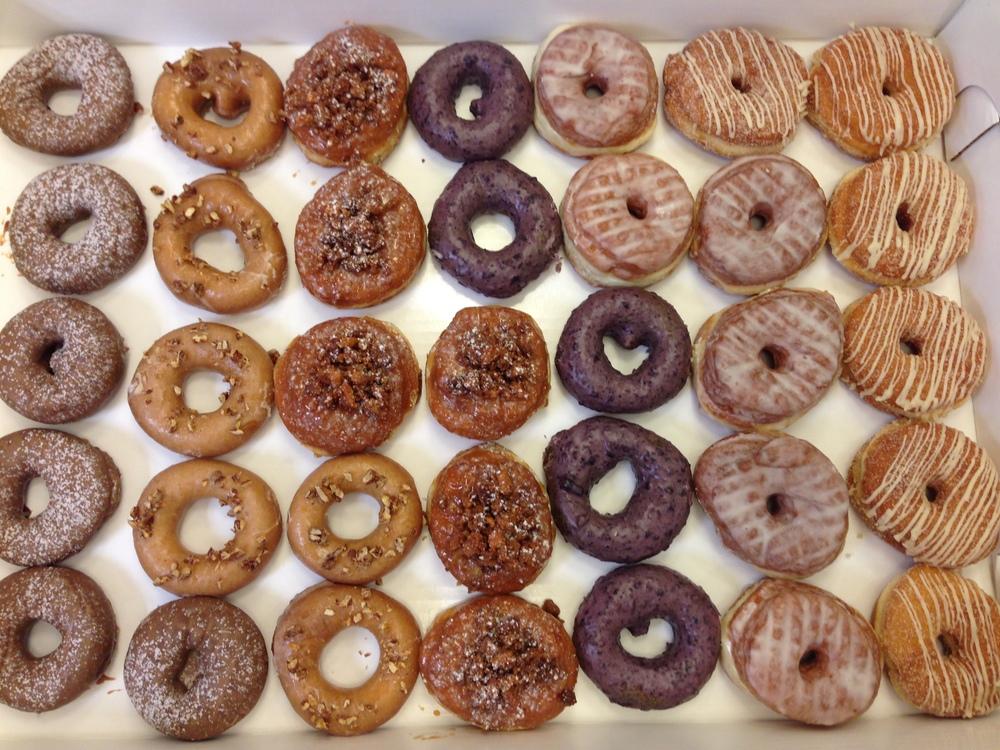 Doughnut Spread.JPG