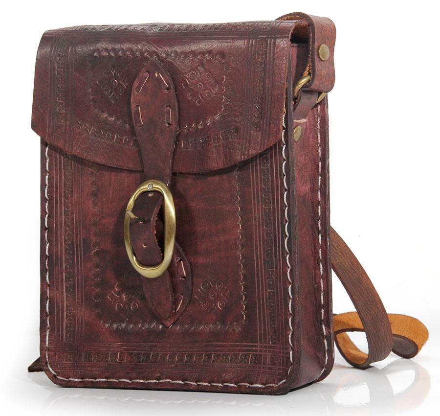 The Leslie. Fine quality ladies shoulder bag.