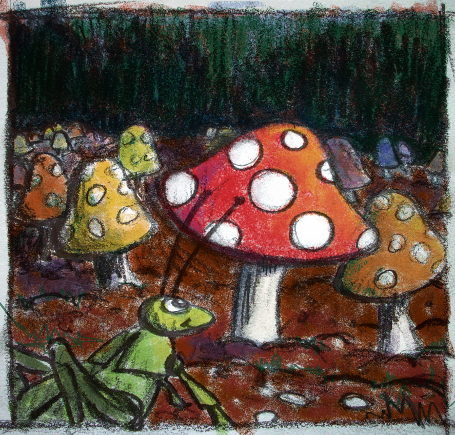 ©2014 Bloomin' Mushrooms!
