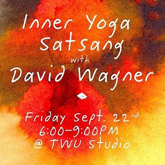 All my portland peeps, I am hosting one of my favorite meditation teachers this Friday at @the_wild_unknown If you are curious at all about starting a practice @davidhwagner is the man, super deep, funny, and approachable.