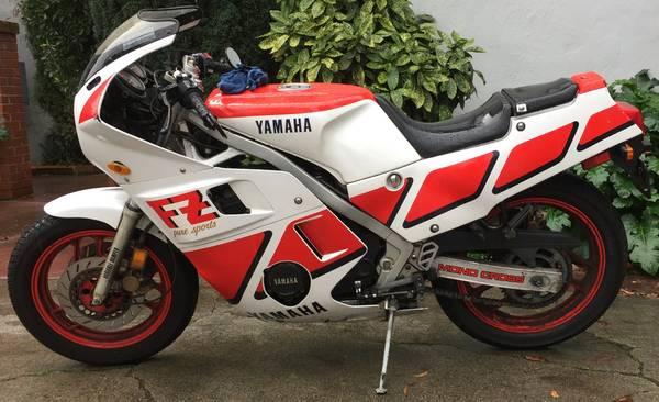 1987 yamaha fz600 3350 select moto for 1987 yamaha moto 4