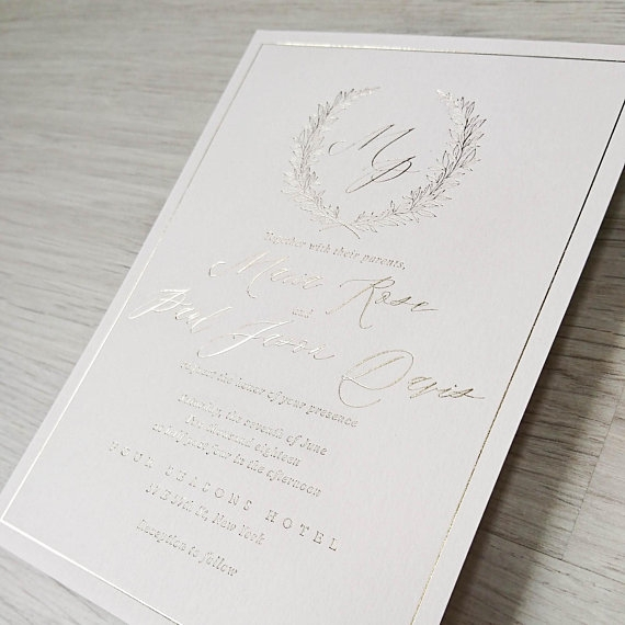 Click to view    gold foil Suite    VISIT LINK