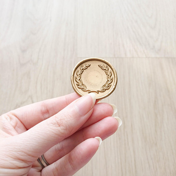 Click to view    laurel wax seal    VISIT LINK