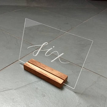 Click to view    acrylic table numbers    VISIT LINK