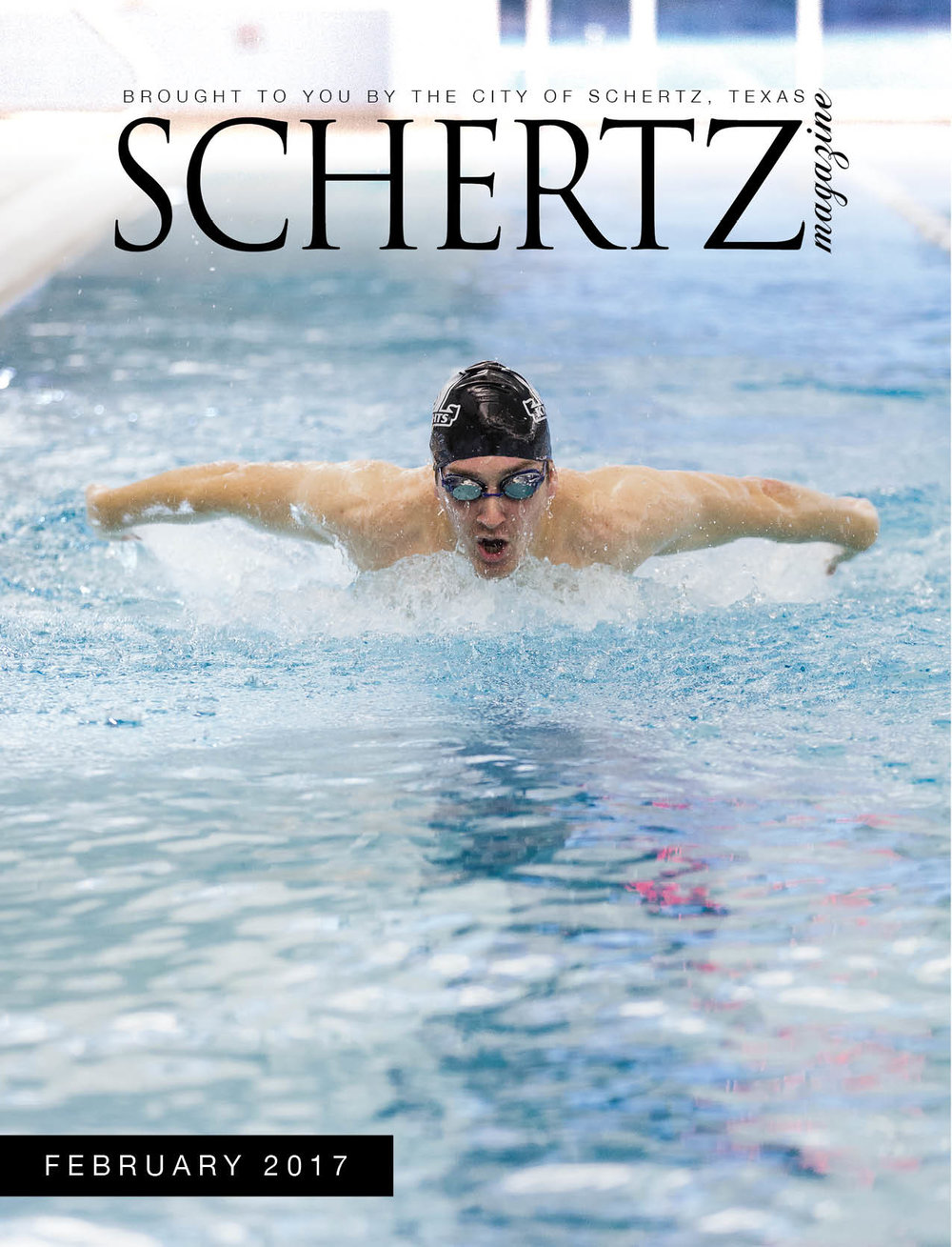 My 17th Cover for Schertz Magazine