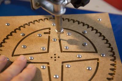 Building The Hans Electric Gear Clock Kronos Robotics