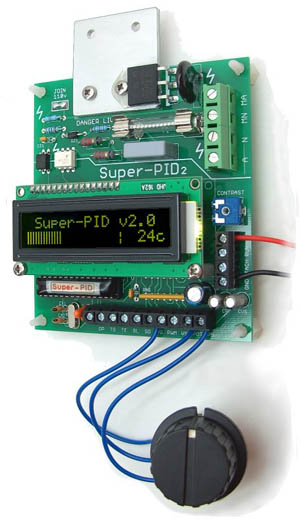 superpid upgrade kronos robotics rh kronosrobotics com Mypin PID Controller Wiring Diagrams Wiring-Diagram Electric Brewery