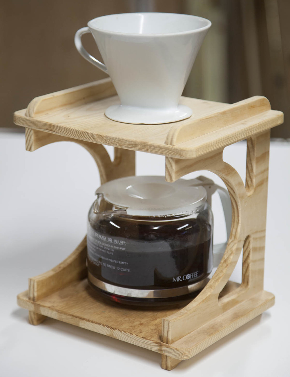 Best Coffee Maker Pour Over : Pour Over Coffee Maker Kronos Robotics