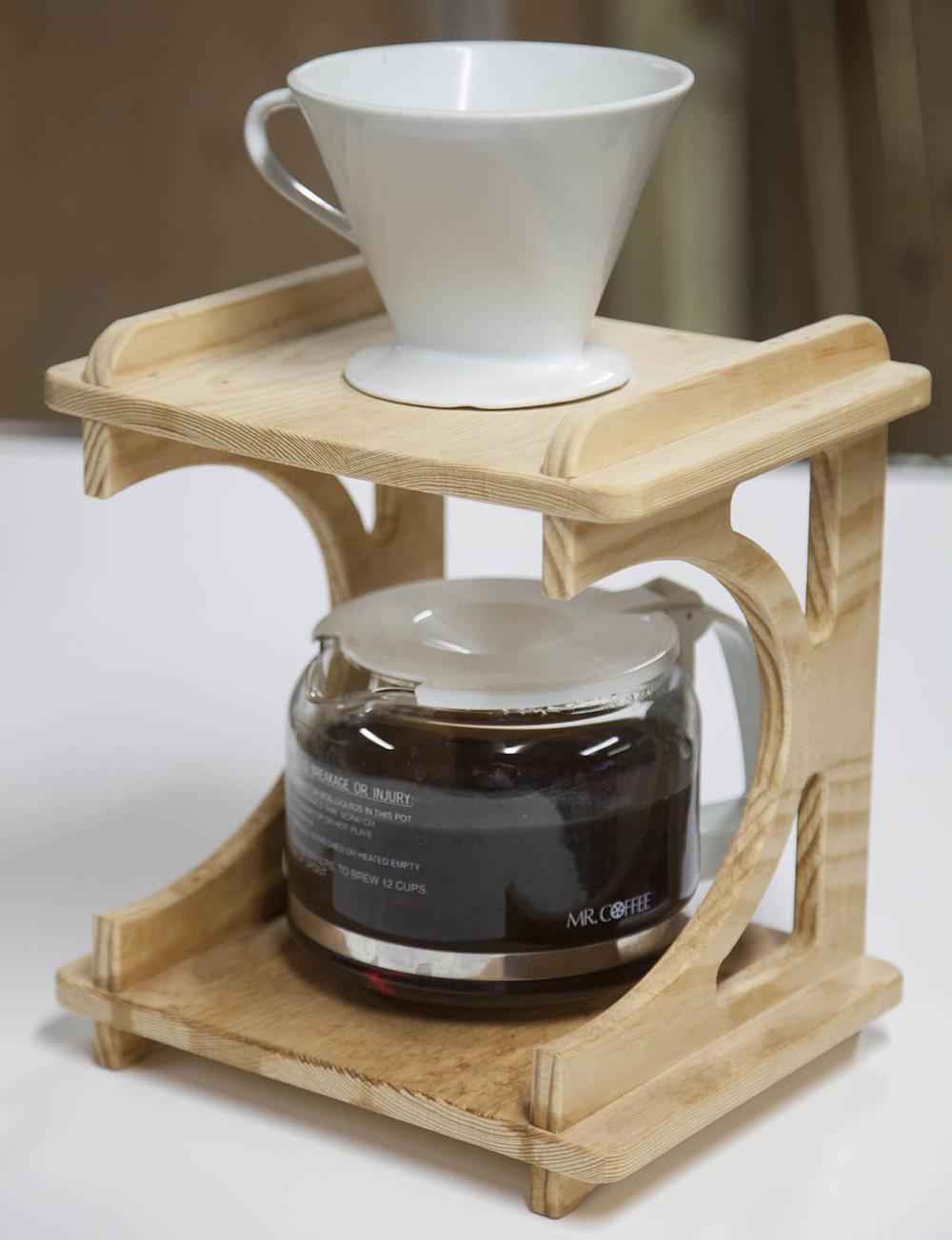 e1ffa5fbfe6 Make your own Pour Over Coffee Stand — Kronos Robotics