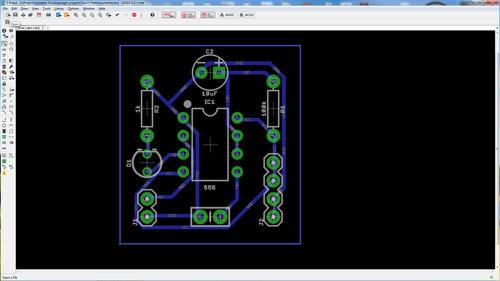 Single Sided PCB Workflow — Kronos Robotics