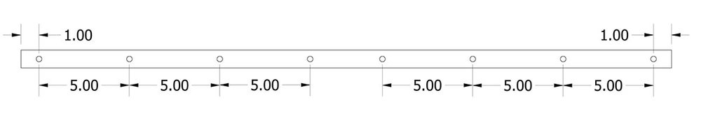1x1x36 Y Rail Support layout.jpg