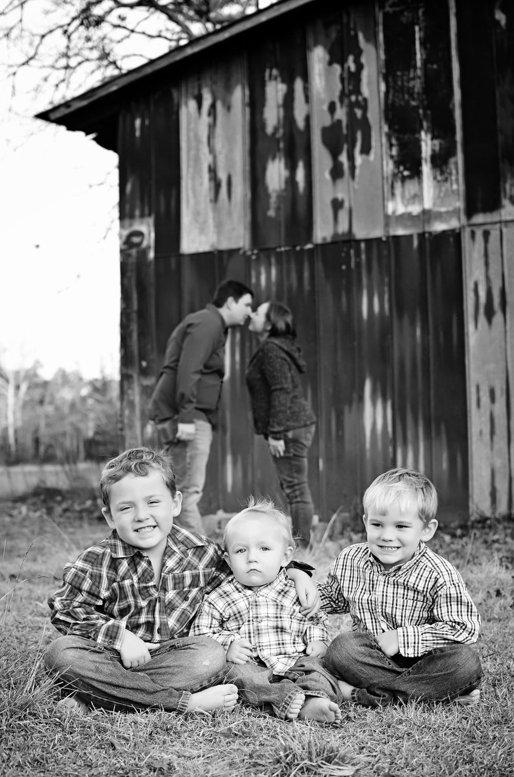 Hayslip Family