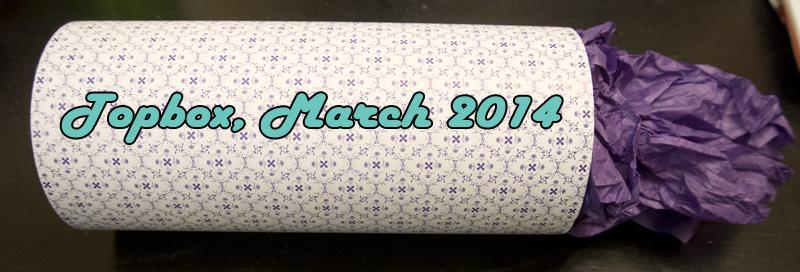 Topbox March 2014