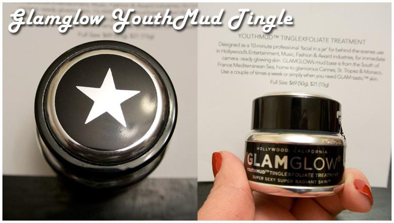 GLAMGLOW YOUTHMUD Tingle