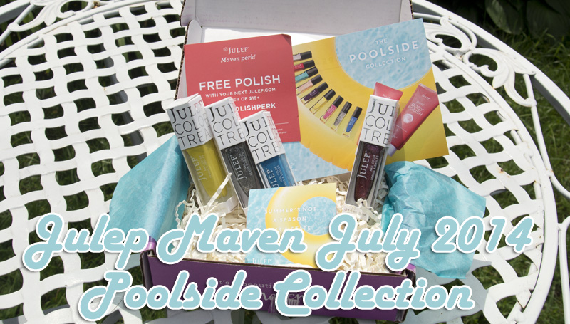 Julep Maven July 2014 - Poolside Collection: It Girl