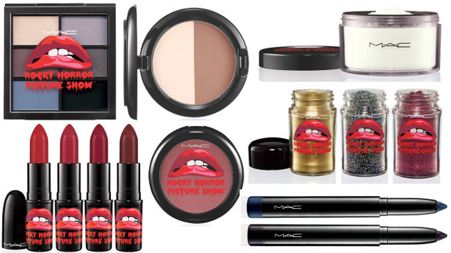 MAC Cosmetics Rocky Horror Picture Show Collection