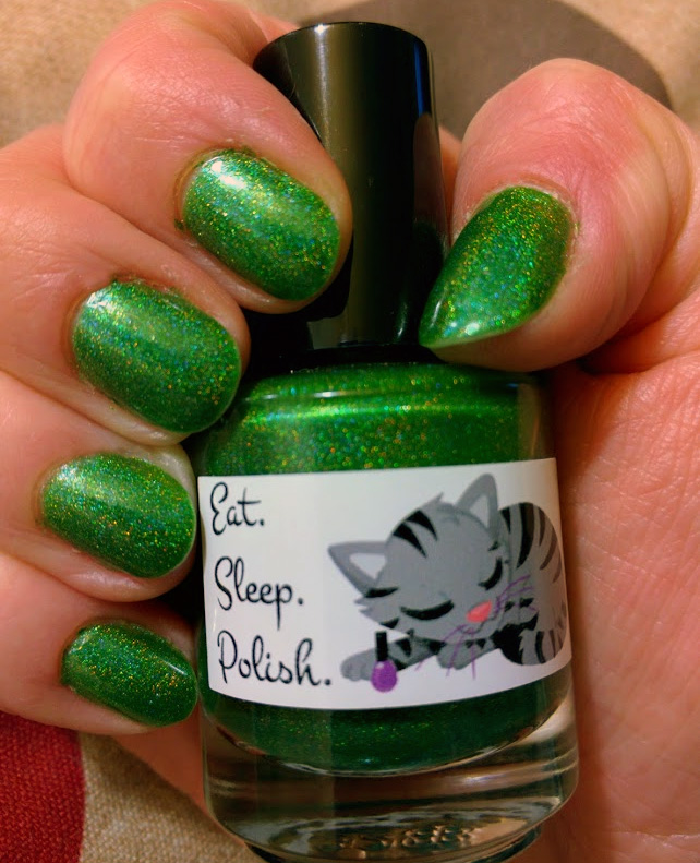 Eat Sleep Polish - Gemstone Spellbook - Wisdom