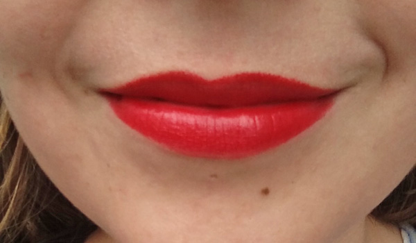L'Oreal Colour Riche - Real Red