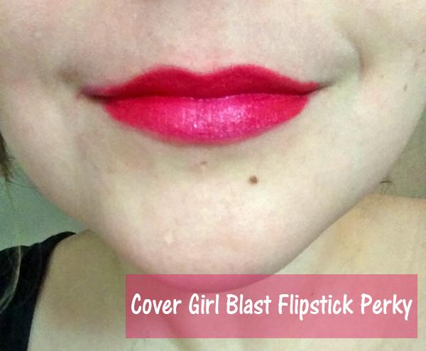 Cover Girl Blast Flipstick Perky