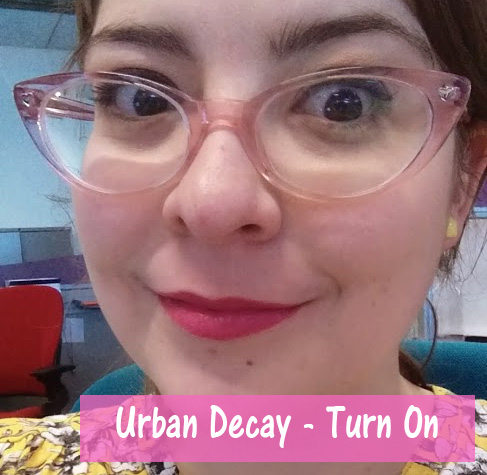 Urban Decay Turn On