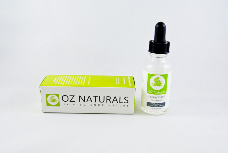 OZ Naturals - Hyaluronic Acid + Vitamin C Review