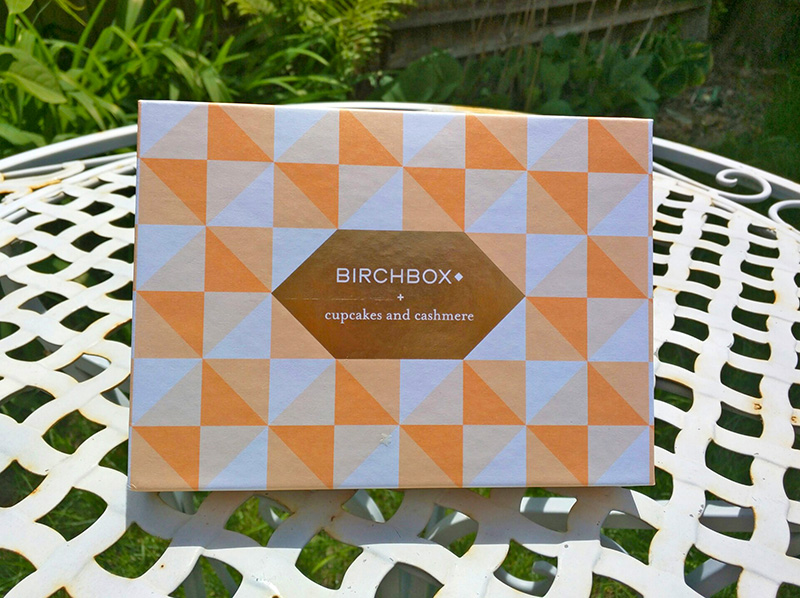 Birchbox Canada May 2015: Cupcakes and Cashmere