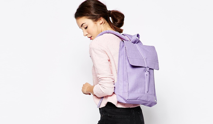 Herschel Supply Co: Electric Lilac City Bag