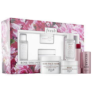 Fresh Rose Discovery Kit