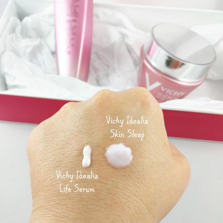 Vichy Idealia Skin Sleep & Life Serum