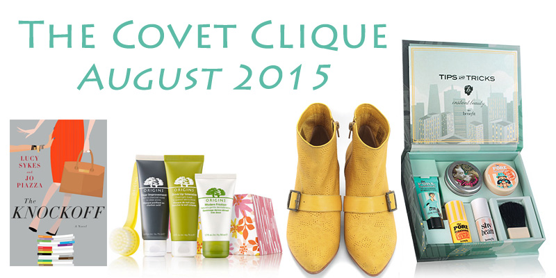 The Covet Clique - August 2015